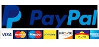 paga sicuro con Paypal